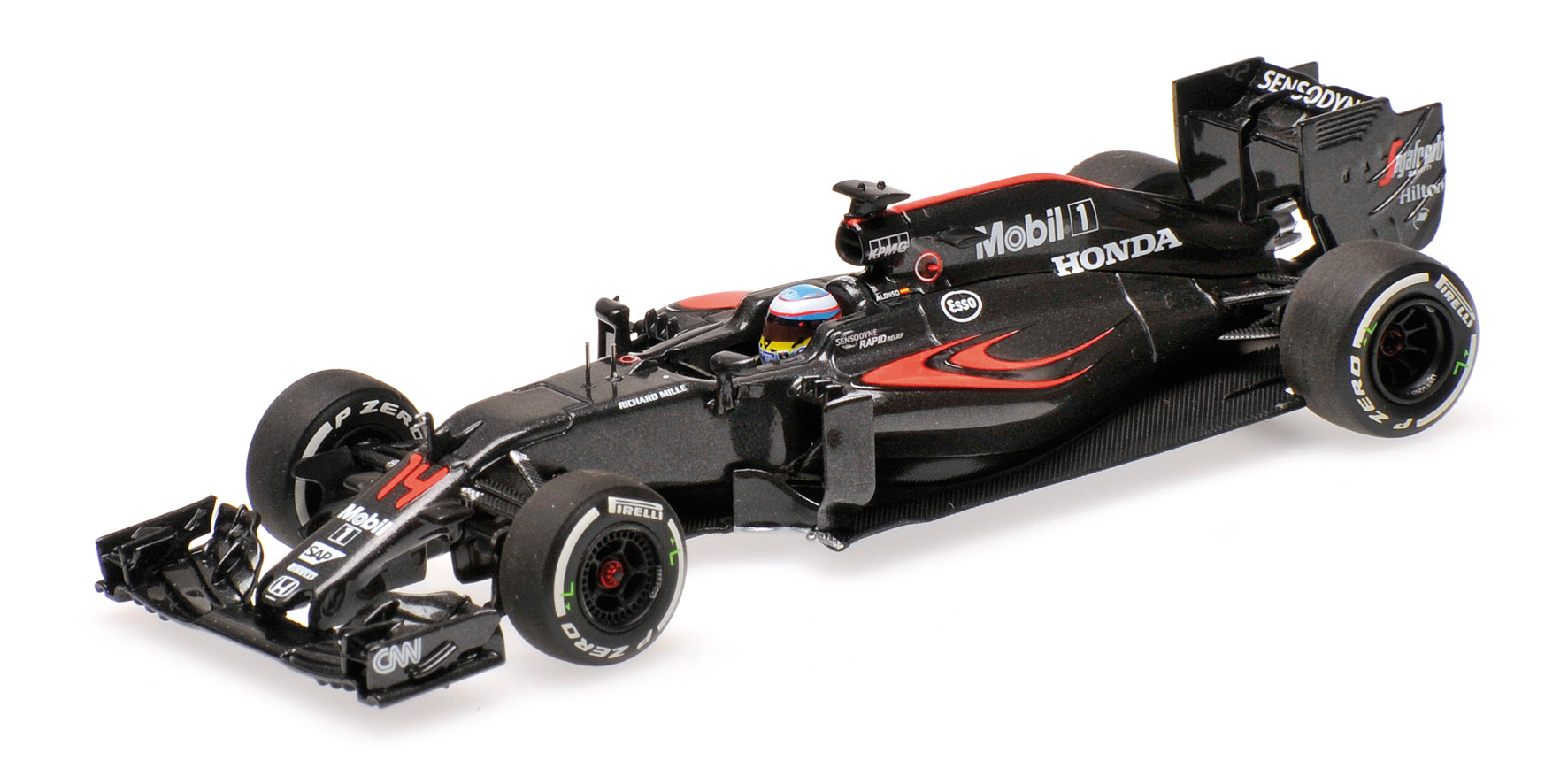 Minichamps - MCLAREN HONDA MP4-31 - FERNANDO ALONSO - 2016